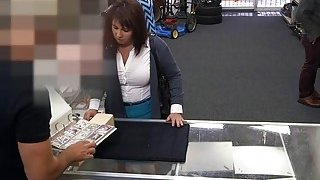 Wife fucked for cash to bail out her husband from jail Preview Image