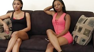 A nasty lesbian helps her friend to forget about her ex boyfriend and fucks her with a dildo Preview Image