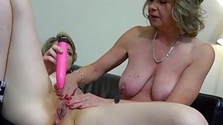 OldNannY Horny Sexy Grandma Lesbian Compilation Preview Image