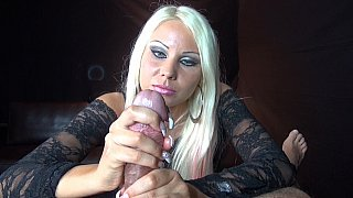 POV handjob mistress Preview Image