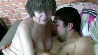 OldNannY Hairy Grandma_Blowjob Amateur Action Preview Image