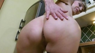 OldNannY Horny mature Lusty Solo Showoff Footage Preview Image