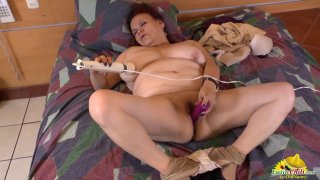LatinChili Horny Matures Solo Compilation Preview Image