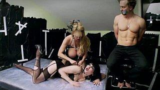 Vampire threesome massacre Preview Image