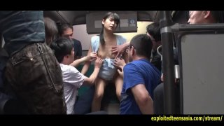Jav Idol Suzu Yamai Fucked On Bus Old Guys Get_The Preview Image