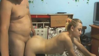 Hot Hardcore Fucking of Amateur Couple on Cam Preview Image