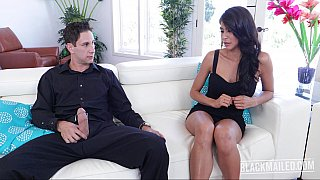 Unfaithful wife blackmailed and banged Preview Image