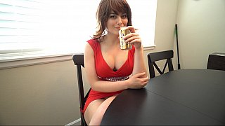 MILF in stockings seduces you Preview Image