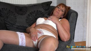 EuropeMaturE Beau Diamond Sexy Mature Solo Showoff Preview Image
