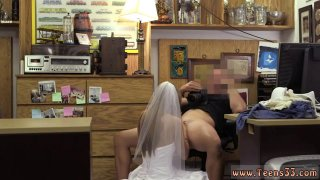 Public moviekups christmas and slow handjob compilation A bride's Preview Image