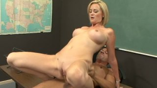 Student learns sex geography with slutty teacher Camryn_Cross Preview Image
