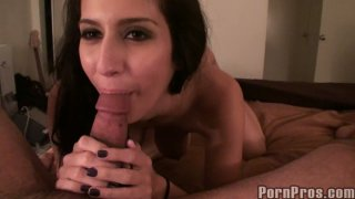 College girl April O'Neil shoots scandalous tape Preview Image