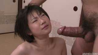 Hardcore mouth drilling_for_Japanese girl Ito Aoba Preview Image