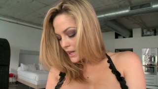 Buxom and sweet_blondie Alexis Texas gets her tasty pussy licked Preview Image