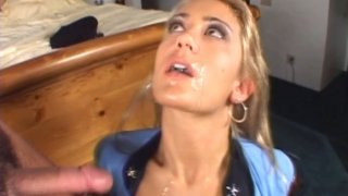 Loose butthole of Trina Michaels serves one more fat prick Preview Image