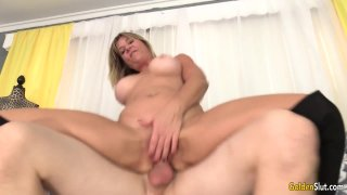 Cock Craving Older Floozy Sky Haven Gets Pounded Hard and Facialized Preview Image