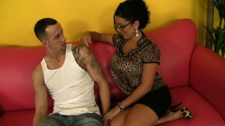 Busty bitch Sienna West gets fucked by Chris Strokes Preview Image
