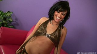 Chris Strokes licks the wet pussy of_bootylicious Valerie Luxe Preview Image