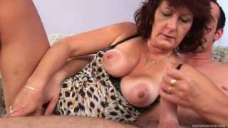 Milfy bitch Alma is a real romp_in the sheets Preview Image