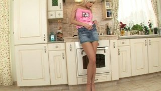 Perfect upskirt view_by sweet teen_Alexis Preview Image