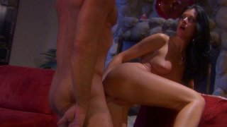 India Summer gets her feet cumshoted Preview Image