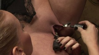 Dirty BDSM game with two curvy ladies Humpy Milla and Kathia Nobili Preview Image