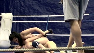Watch backstage video of a furious fight of Aleska Diamond and Lana S Preview Image