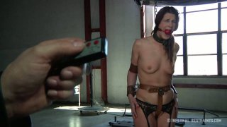 Sexciting BDSM session with curvy babe Cici Rhodes Preview Image