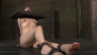 Utmost BDSM game_of disgraceful redhead bitch Maggie Mead Preview Image