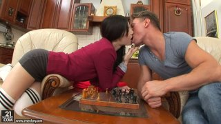 Sucking_dick_is_so_much_better_for_Lena_Love_than_playing_chess Preview Image