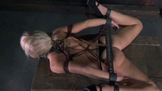 Big high powered vibrator in BDSM game with Sarah Jane Ceylon Preview Image