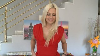 Amazingly beautiful blonde whore_Jessie Volt_demonstrates her fantastic shape Preview Image
