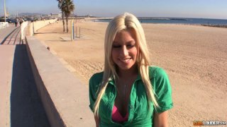 It was so easy and fun to pick_up_an outrageously beautiful babe on the beach Preview Image