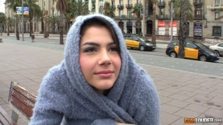 Cute_brunette_Valentina_Nappi_is_playful_and_horny_outside Preview Image