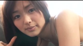 Fresh blossom Hitomi no Nakani in candid erotic video Preview Image