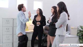 Naughty Office – Ariana Marie, Emily Willis & Sofi Ryan Preview Image