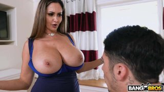 Ava Fucks Her Stepson for Sniffing Her Panties Preview Image