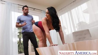 Mandy Muse Swallows Her Neighbors Come Preview Image