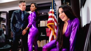 The XXX Awards Heist! with Kissa Sins and Honey Gold Preview Image