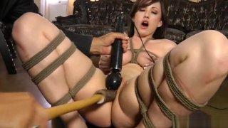 Jennifer in bondage Preview Image