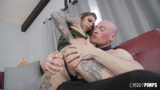 Big Tit Blonde Karma Rx Craves To Be Fucked Hard In Her Shaved Pussy Preview Image