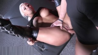 My Dirty Hobby - Hot_blonde with_jucy tits fucked hard Preview Image