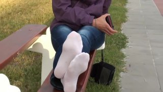 Candid footplay Preview Image