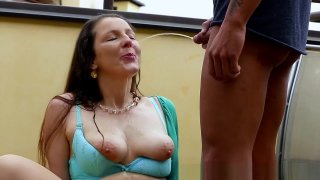Hairy Slut Urinated Over Preview Image