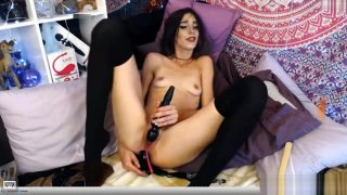 BELLE DELPHINE COUSIN ? ANAL DILDO + HITACHI ORGASM Preview Image
