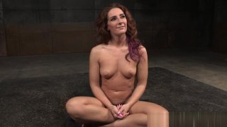 Squirting bdsm sub toyed and tied up by dom Preview Image