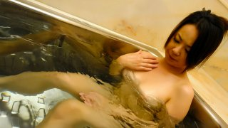 Naughty Asian Girl Fingers Her Pussy In The_Bathtub_- NipponTeen Preview Image