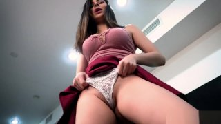 Femdom Upskirt Tease and Denial Preview Image