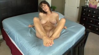 Sasha Sweet Licking Her Sexy Toes Preview Image