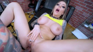 Big titted Karma Rx gets her anus destroyed Preview Image